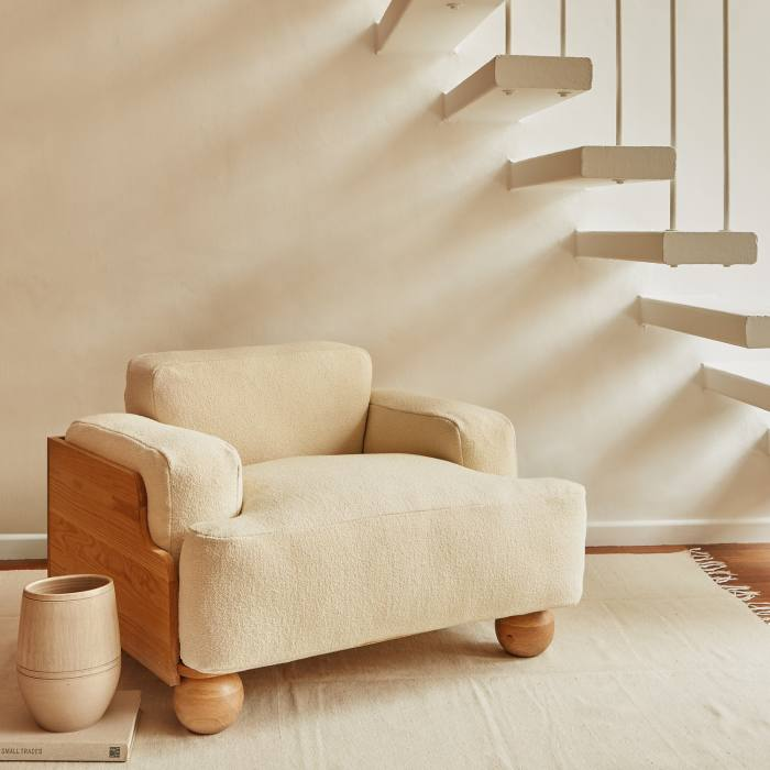 A chair from The Everyday Collection by the Fred Rigby Studio