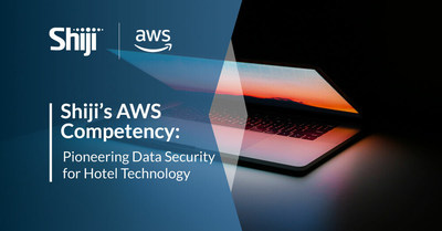 Shiji building a complete hotel technology stack on AWS as the most secure cloud solution for the industry.