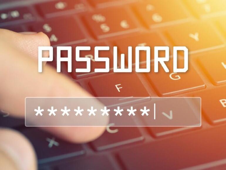 Password security concept