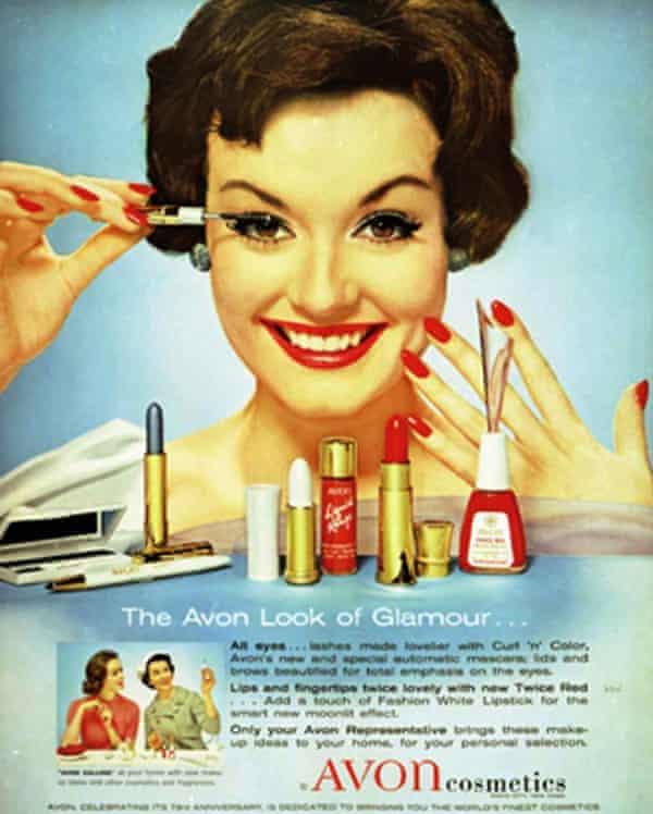 A 1959 Avon poster.