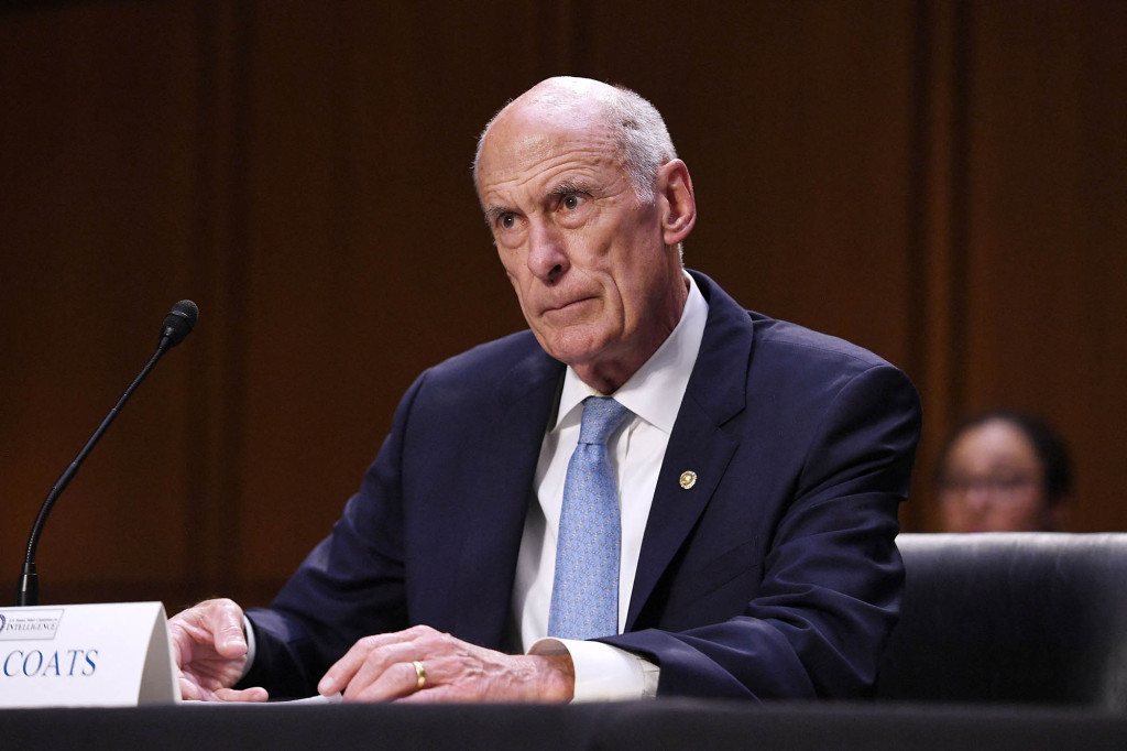 Former Trump administration intelligence chief Dan Coats is now a senior adviser at a corporate law firm that has worked for Google at least twice since 2019.
