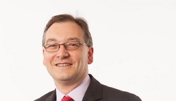 Scottish Friendly's new non-executive director Mark Laidlaw