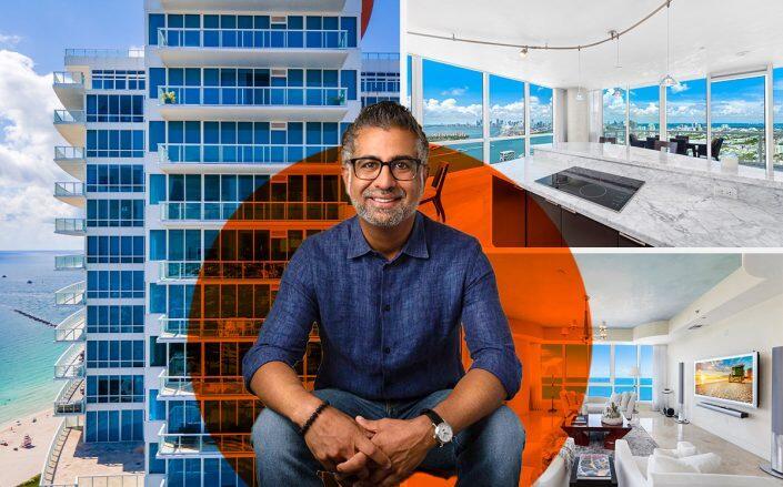 Tech entrepreneur pays $8M for Continuum South Beach condo