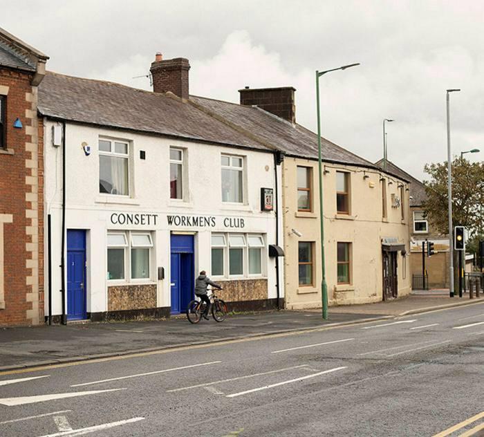 Consett workmen's club