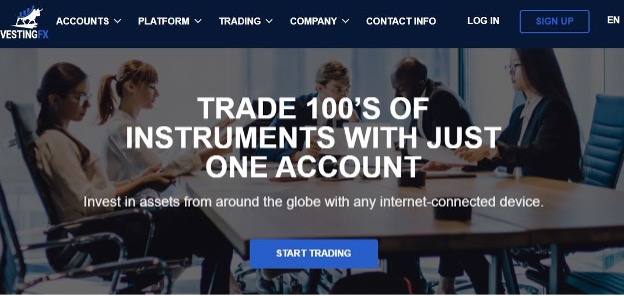 VESTINGFX Review: Diversify Your Investment Portfolio with Futures