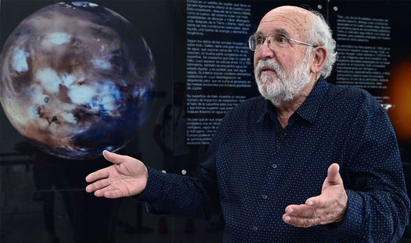 Michel Mayor: He won the 2019 Noble Prize for co-discovering the first exoplanet