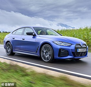 Ray Massey has beendriving the i4 in BMW's homeland in Bavaria, South West Germany, ahead of first deliveries arriving by the end of the year