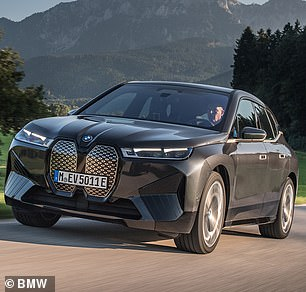 Can the i4 emerge from the shadow of the BMW iX SUV?