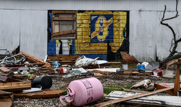 Hurricanes: The storms leave a path of destruction in their wake