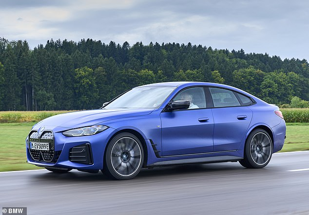 Is the i4 the Cinderella model in BMW's EV range? Overshadowed by the ugly sister iX SUV, the i4 might be the plug-in Beemer Britons should be choosing instead