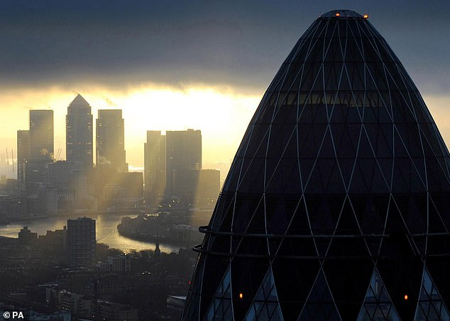 Boomtime:Analysts expect the big five will pay out £7billion in dividends this year