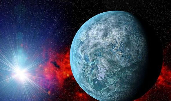Space: The discovery could lead to uncovering life on other planets