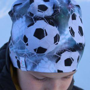 Fotboll fotbollar mössa & pannband