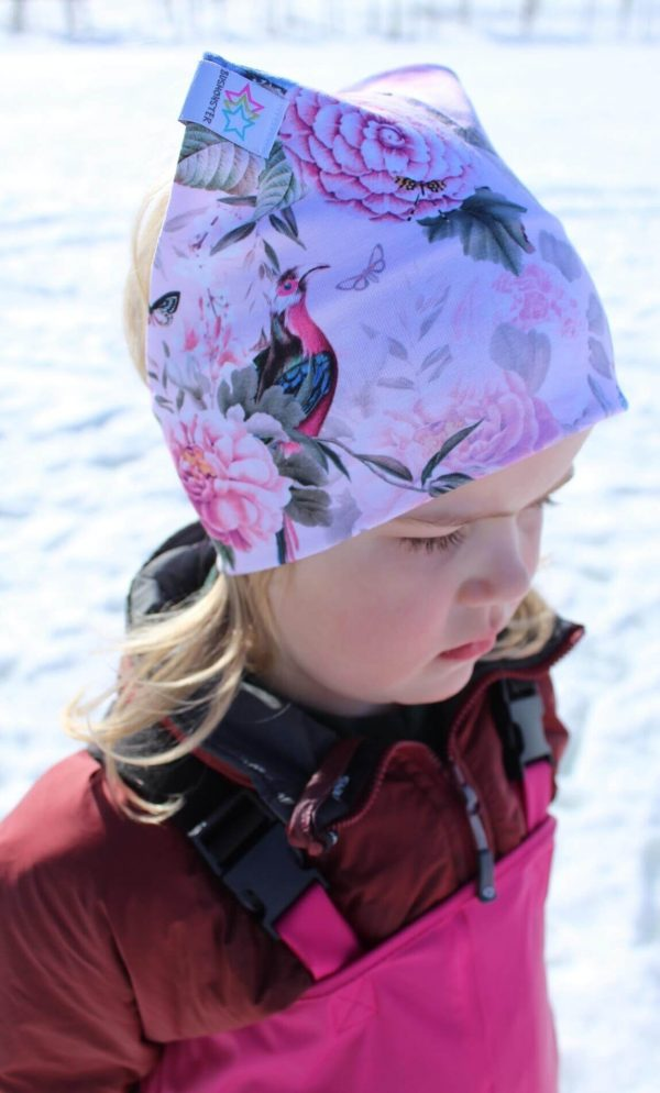 solsjal för barn och vuxna flera färger och mönster
