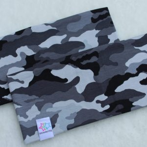 pannband Kamouflage grå