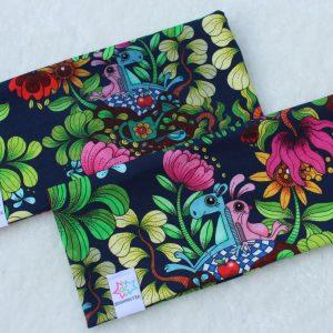 Pannband med mönster för barn och vuxen