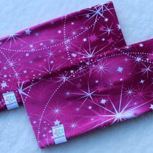 Rosa pannband
