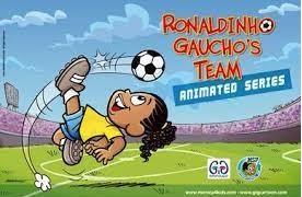 Ronaldinho GauchoComic strip