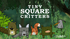 Tiny Square Critters