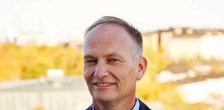 Ulf Zenk CFO Bergendahls