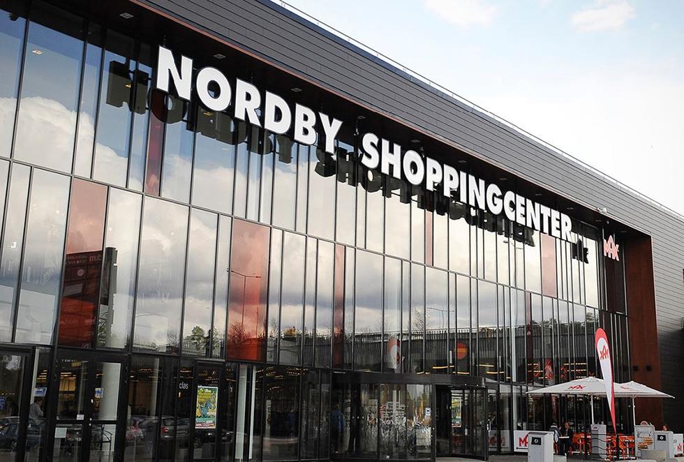 nordby shoppingcenter