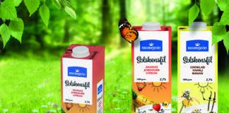 Norrländsk Solskensfiling – Norrmejerier presenterar två til