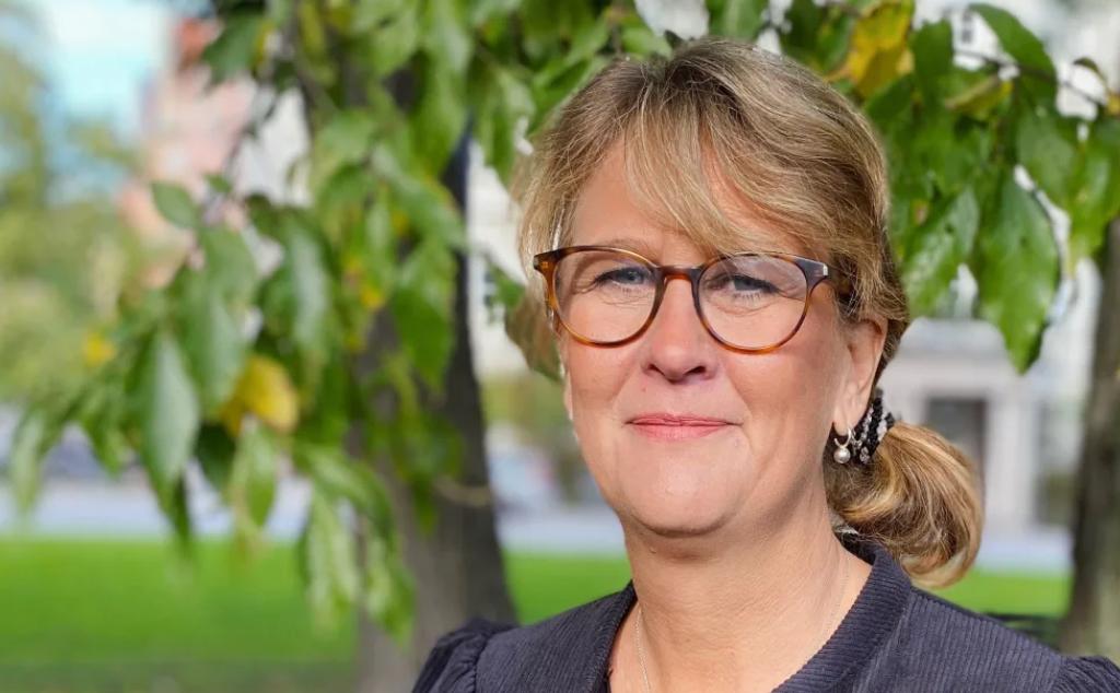Cecilia Öster blir ny verksamhetsledare för Livsmedel i fokus