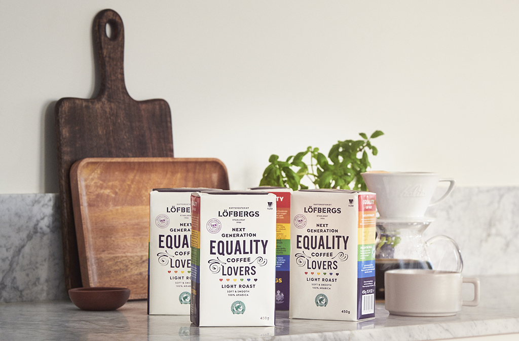 Lofbergs Equality Light roast 2020