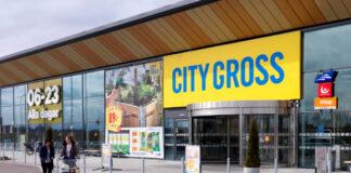 CityGros försäljning 2020 september - butiksnytt