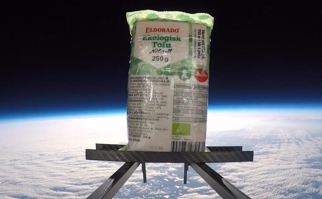Eldorado Tofu Dagab rymden - Butiksnytt