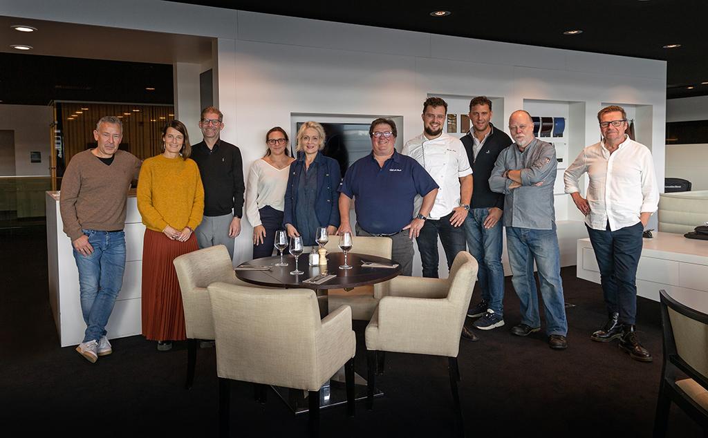Matse pilotprojekt med restauranger