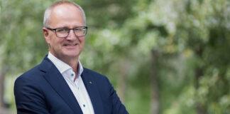 Palle Borgström Ordförande LRF