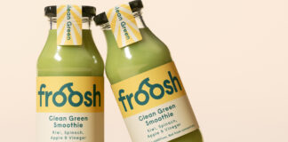Froosh Clean Green smoothie