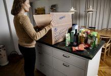 8591 ton räddad mat klickade svenskarna hem år 2020.