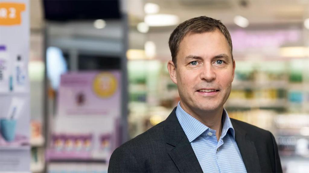 Anders Torell VD Kronanans Apotek