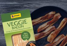 Tulip Vegetarisk Bacon