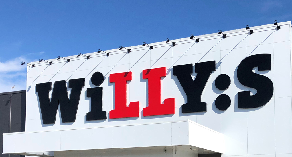 Willys i Hultsfred