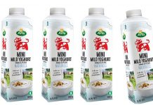 Arla Mild Mini Yoghurt