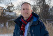 Fredrik Uhrbom Marknadsdirektör Coop