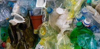Orkla källsortering Plast