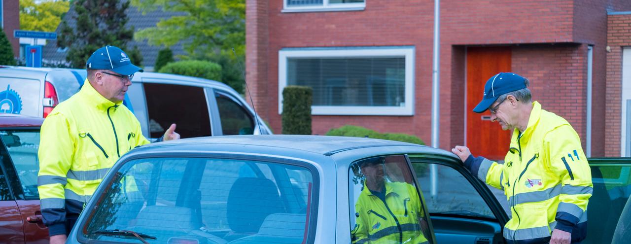 <p>Voertuig niet afgesloten Onze vrijwilligers treffen regelmatig voertuigen aan die niet afgesloten zijn. Wanneer dit gebeurd proberen onze vrijwilligers altijd de eigenaar van het open voertuig te traceren om deze hiervan op de hoogte te stellen. Het is daarbij voor onze vrijwilligers belangrijk om te checken of er indicatoren zijn […]</p>