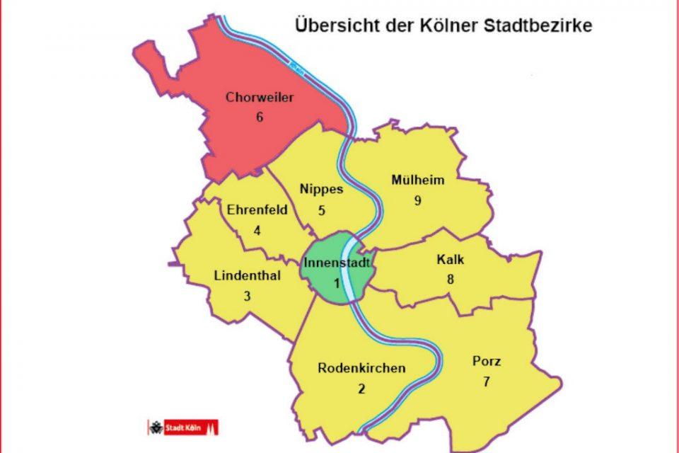 Ordnungsamt Köln Chorweiler