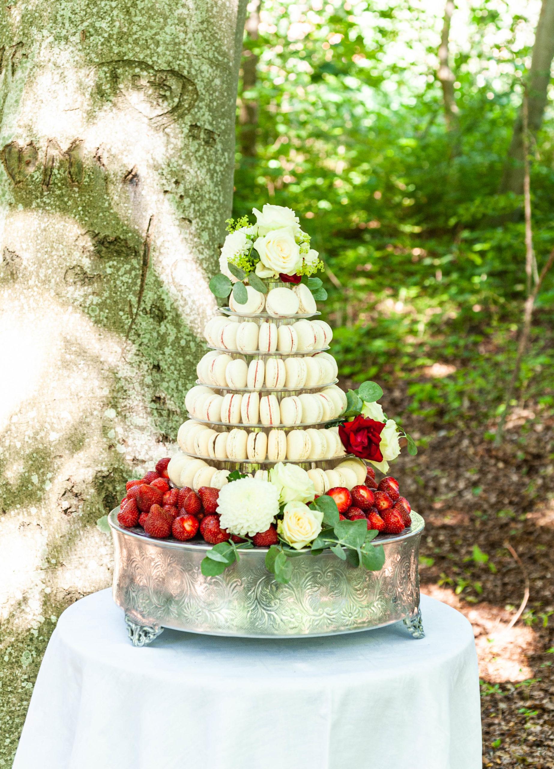 Bröllop Tårta