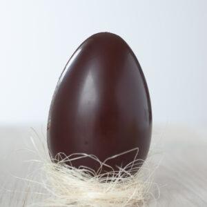 Chokladägg omalade