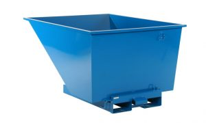Vippecontainer-900-liter-tipcontainer