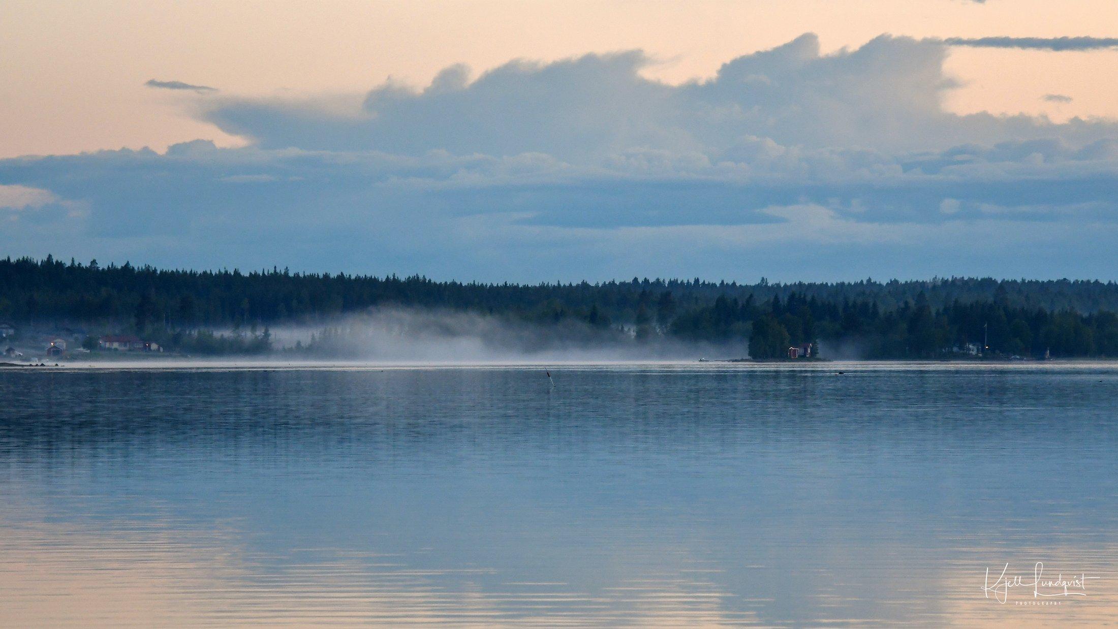 Dimma i Rösnäsfjärden