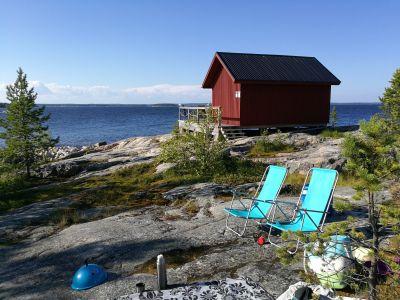 Bastu på Hamnskär 20170807