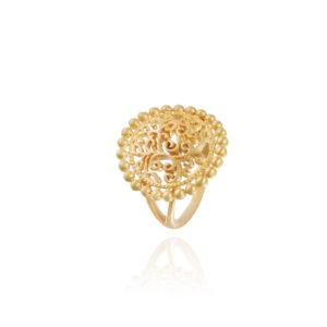 True Colors ring, guld