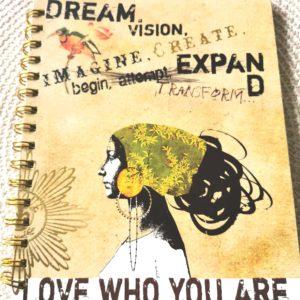 DREAM notesbog