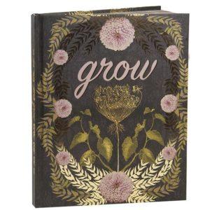 Spirituel notesbog GROW fra Papaya Art